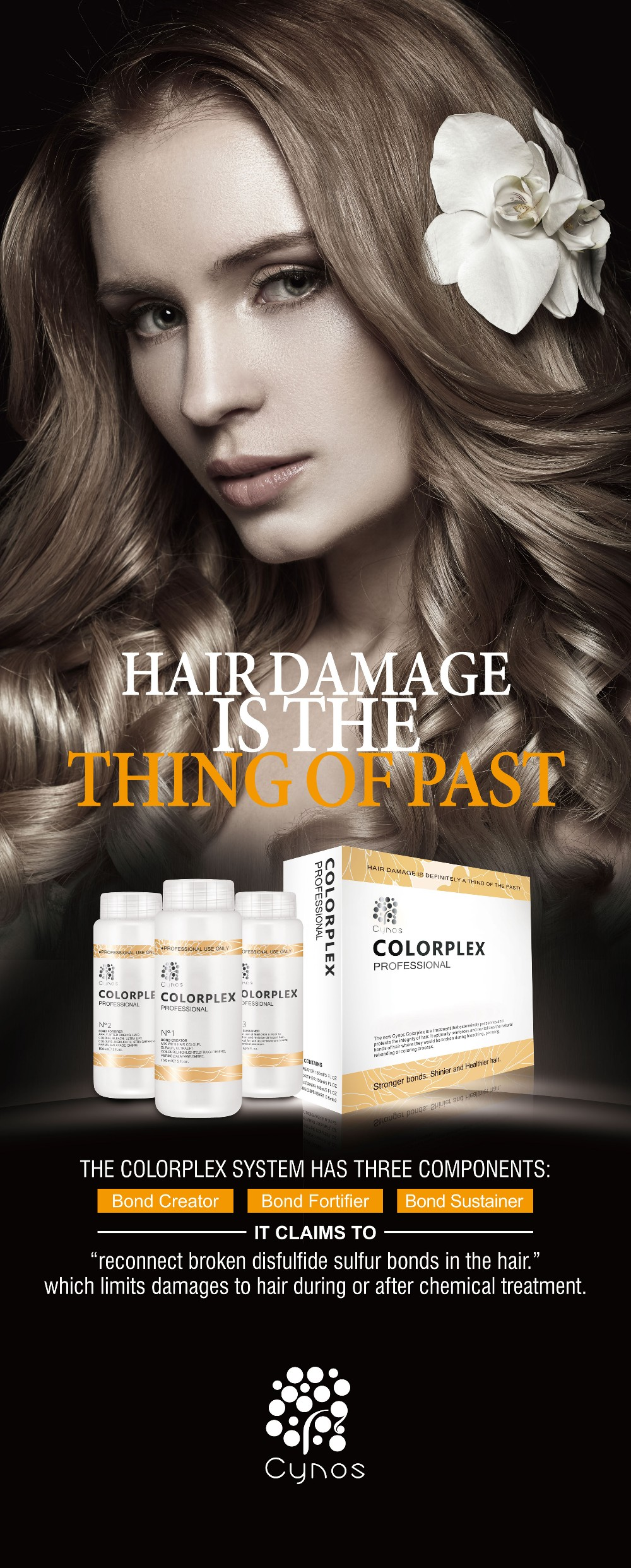 private label colorplex natural hair care products anti hair loss treatment