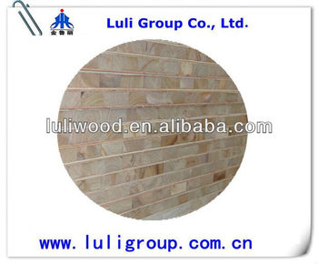 Finger Joint Board solid board from China top manufacturer 1220x2440mm