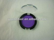 new design Non-toxic purple powder colored hair chalk