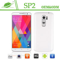 Hot MTK6582 Quad core IPS 1G RAM 8.0MP Camera Heart Rate Sensor 3G No Brand Smart Phone