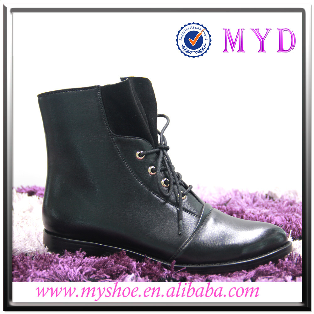 girl fashion boot women boot shoes 2014 low heel short boots for women