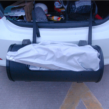 retractable automatic car cover
