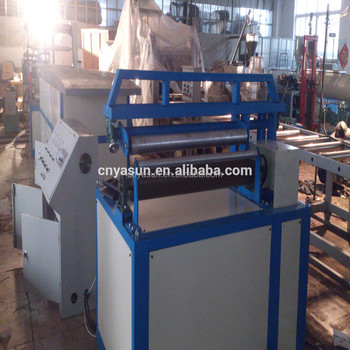 PP PE Flat Yarn Rope Making Machine/PP PE Rope Production Line