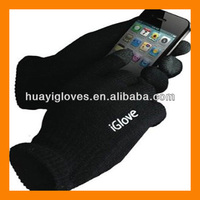 Glove For Capacitive Touch Screen Smartphone