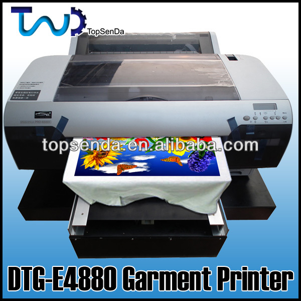 Large a2 print size 4880 t-shirt 3d printer