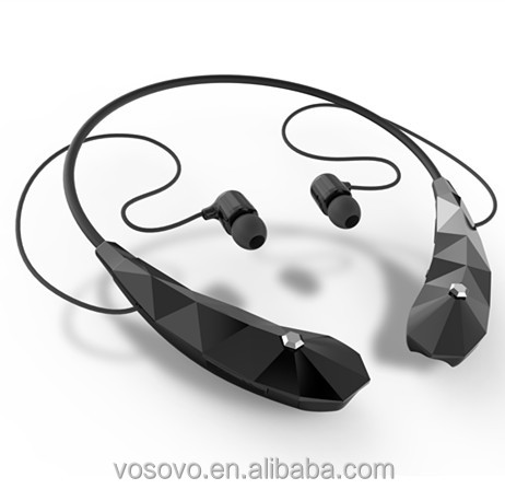 VOSOVO China electronics market latest 4.0 module mini headphones bluetooth See larger image China electronics market latest 4.0