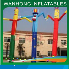 Colorful inflatable advertisement air dancers for sale, inflatable waving advertisement dancers, inflatable sky dancers