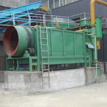 Drum Screen paper pulp screening equipment/ paper and pulp making machine