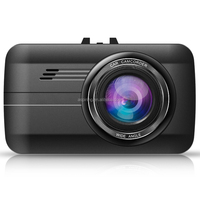 "2.7""LCD Night Vision Ultra-thin Car Camera 1080P Full HD portable car camcorder"