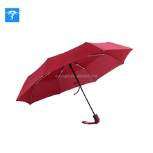 Hot sale cheap 3Folding advertising umbrella
