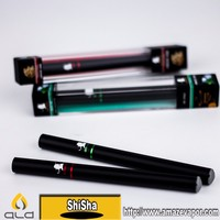 1 Year Storage Time Free Trial 500puffs Pen E Cigarette Pure Vaporizer Shisha