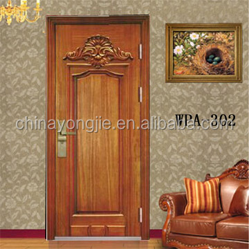 Professional China factory manufacturer vented exterior door