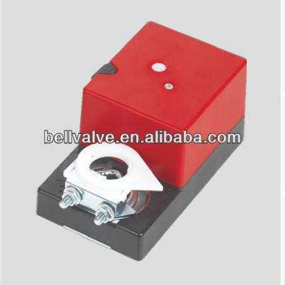 general modulating damper actuator for air/smoke/fire