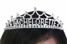 Fashion Crystal Princess styled BACHELORETTE Tiara