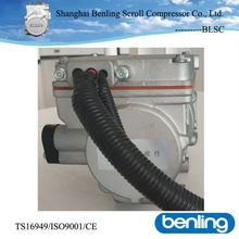 highly quantity save installation space rotary ac horizontal compressor for recreation vehicle roof top air conditioner