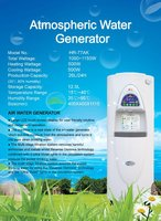 Air to water machine-30L per day -air water maker- Home&Office atmospheric water generator