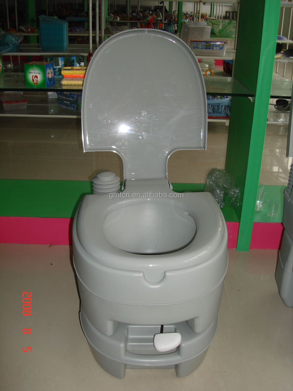 mobile camping toilet for sales