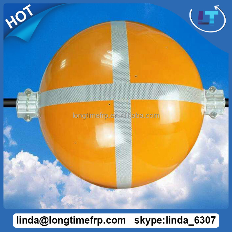 For Overhead Wire Power Line Markers/Aircraft Warning Ball