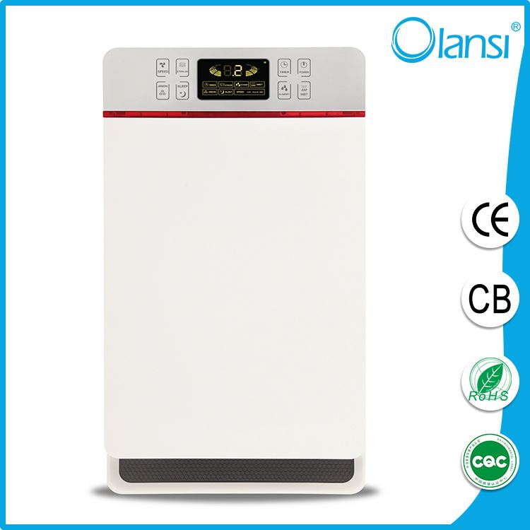 2016 hepa Ozone Food Purifier