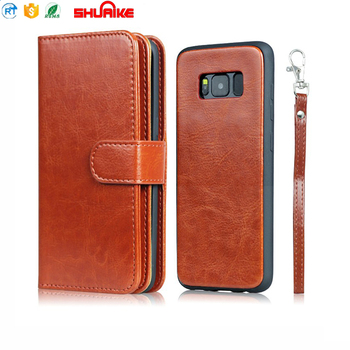 2017 Hot Items Flip Leather Case Phone Case Wallet For Iphone 7 Wallet Case