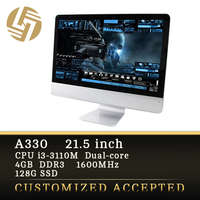Gaming i3-3110M all-in-one PC desktop computer wholesale price