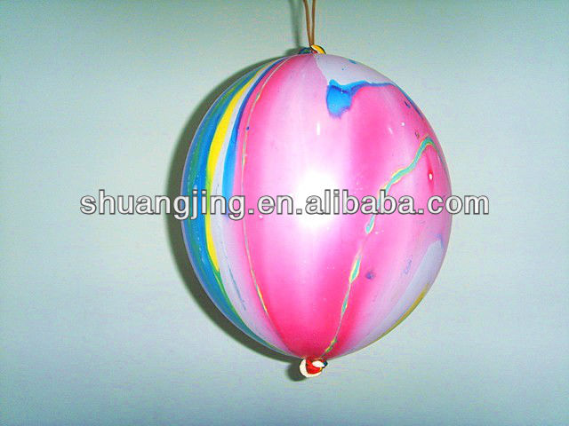 6.0g rainbow punch balloon for kids