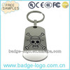 novelty cool stainless steel pet tag with rings