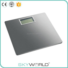 TY6119 electronic digital body scale with silicone platfrom