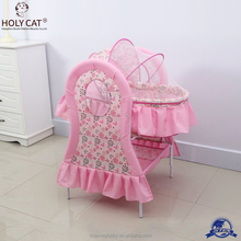 HOT sales High quality cloth baby hanging cradle,baby bed