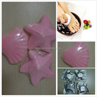 OEM fruit flavor scent womb-warming foot bath bubble for female