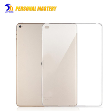 Ultrathin clear transparent tpu tablet case for ipad 5 6 air 1 2 soft case cover
