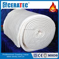 China Made Refractory Fiber Blanket Ceramic Fiber Product