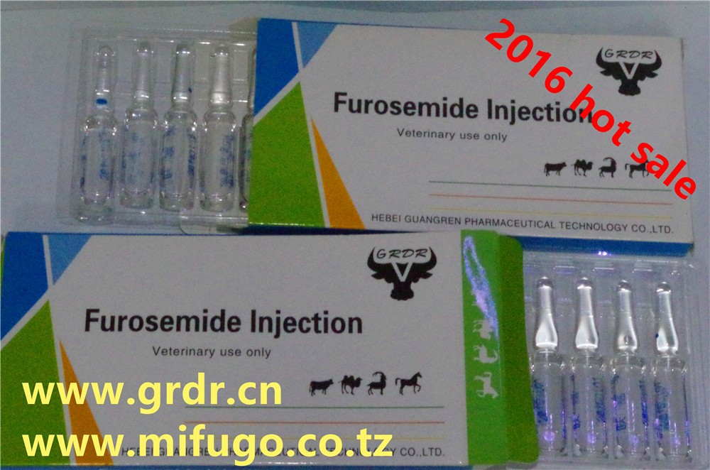 Furosemide Injection for animals use only