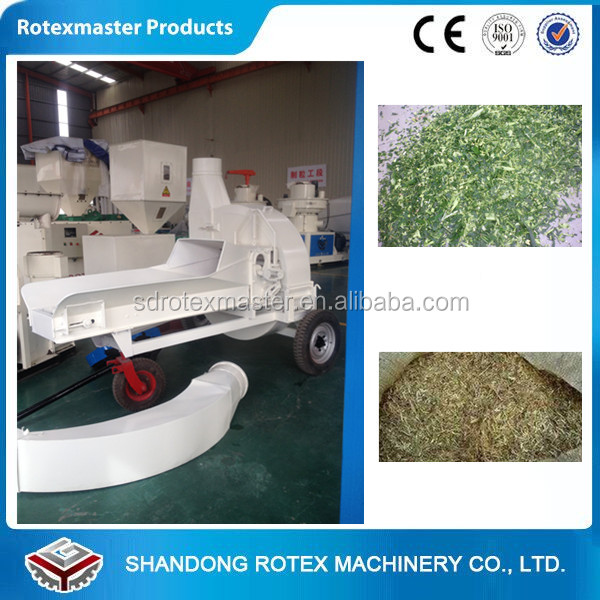Professional China ROTEX MASTER brand straw crusher/chaff cutter/ grain corn crusher machine