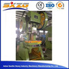stainless steel metal sheet punching machine manufacturer, plate power press machine