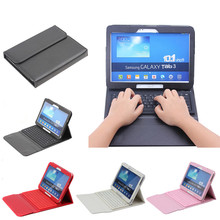 bluetooth silicone keyboard case for Samsung Tablet 10.1
