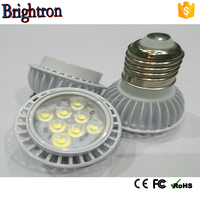 3W 5W COB 12 volt led spot lights GU10 dimmable warm white 2700K