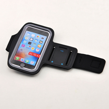 2017 new arrival reflective running sport armband for iphone 6s /6 plus, For iphone 7 7plus smartphone armband for sale