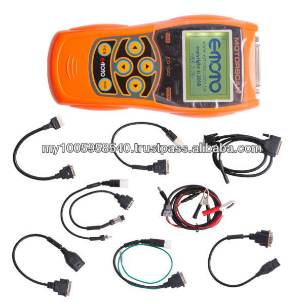 ED100 motor diagnostic tool motorcycle scan tool