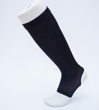 China factory wholesale sport protector nylon elastic ankle support sleeve