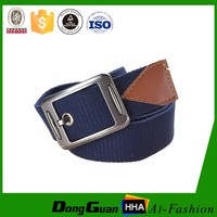 Men Printed Polyester Canvas Military Web Belts