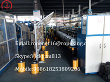 12 spindle pp raffia yarn twister machine /Email:ropenet16@ropeking.com/Mobile:008618253809206