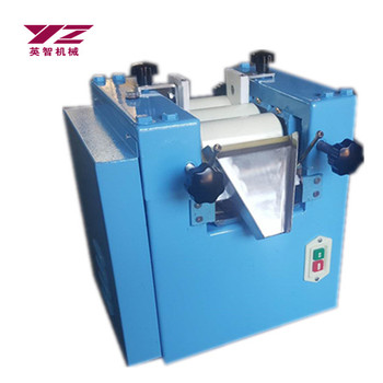 New product 2017 s65 mini laboratory three roller mill manufactured in China
