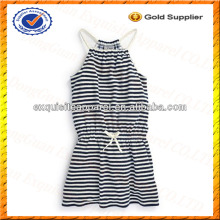 Custom Kids Casual Strapless Dresses/Kids3 Years Dress Modern Wholesale
