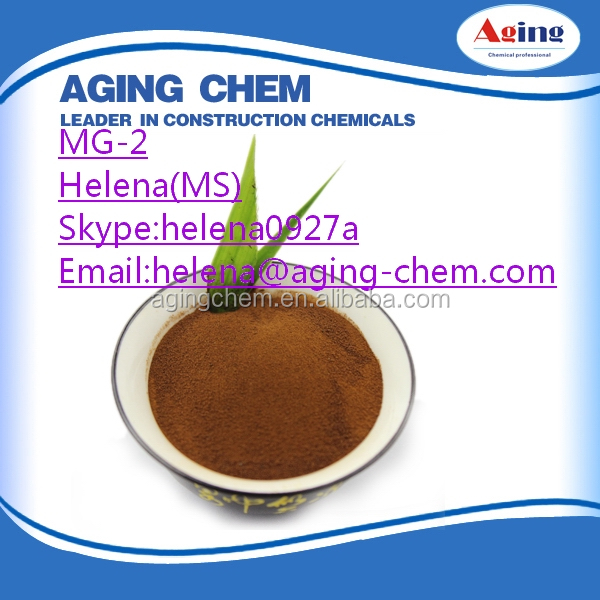 Calcium lignosulphonate/textile bonding agent lignosulfonate/water reducing agent CLS