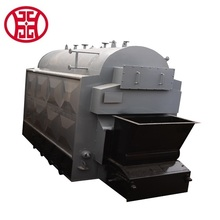 Top quality coal fired steam heating boiler