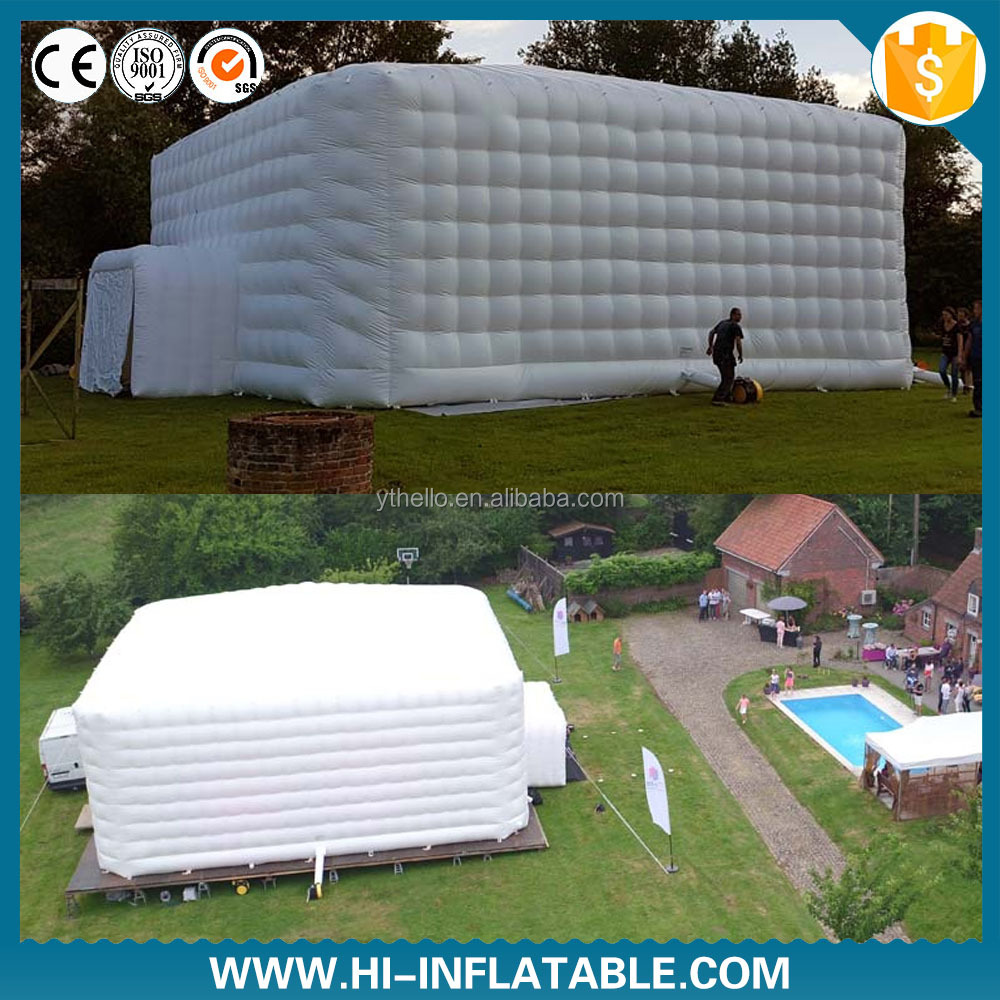 Inflatable display/trade show booth