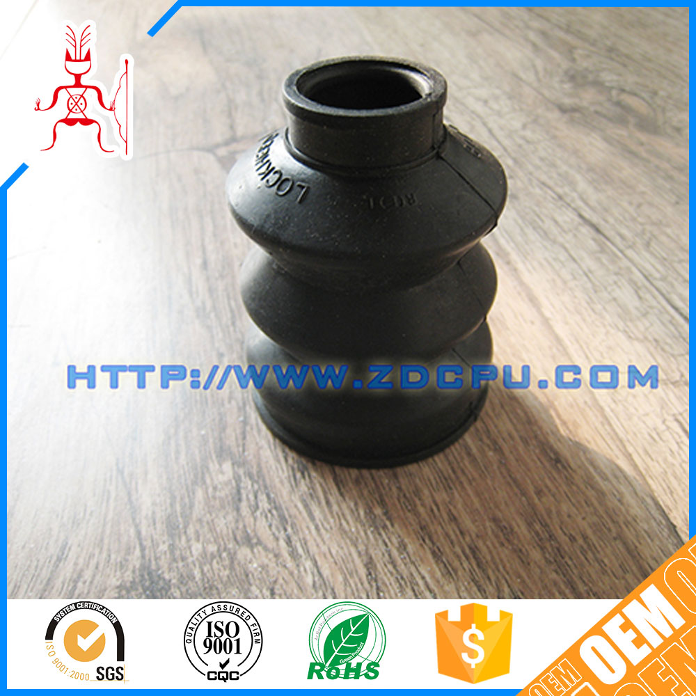 Reasonable price abrasion waterproof flexible rubber bellows