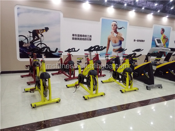 MS-5809 professional commercial body fit gym master fitness spinning bike schwinn spin bike for gym /Gym equipment