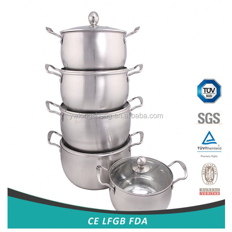 New product simple design insulated casserole hot pot from manufacturer